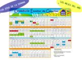 Calendario interactivo cultural