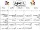 Calendario de Reflexiones/Escolar 2017-18 MICKEY Y MINNIE