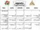 Calendario de Reflexiones/Escolar 2017-18 Salud
