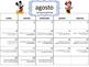 Calendario de Reflexiones Mickey y Minnie 2016-17