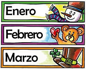 Calendario (in SPANISH)