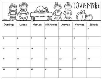 Calendario para Tareas -Editable