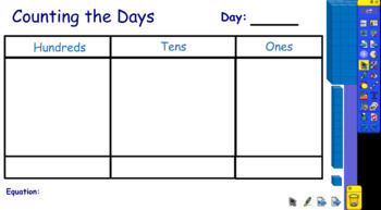 Calendars and Daily Math - Activboard August 2016 through July 2017