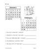 Calendars: Beginning Vocabulary Skills: Part 2