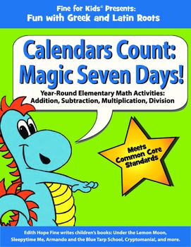 Calendars Count: Magic Seven Days!