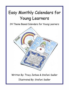 Calendars For Young Learners