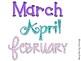 Calendars Galore