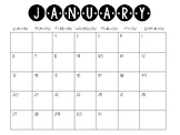 Calendars for the year (2019!)