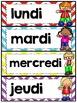 Calendrier de la classe - Ensemble d'étiquettes - Calendar