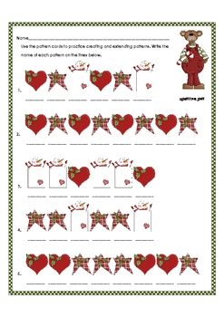 Calico Christmas Patterns