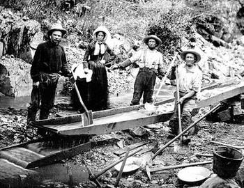California Regions - California History - California Missions - California Gold