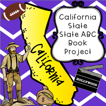 California ABC Book Research Project