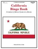 """California Bingo Book: A Complete Bingo Game in a """"Book"""""""