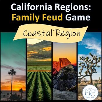 California Coastal Region Family Feud Game