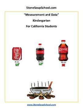 K - California  -  Common Core - Measurement and Data