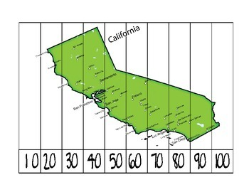 California Counting Puzzle