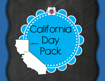 California Day Pack