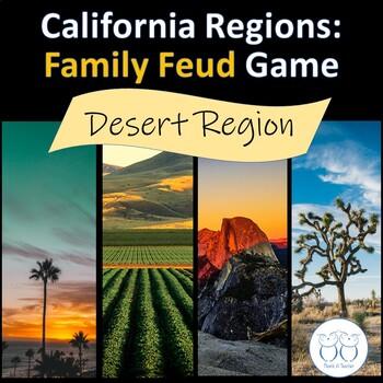 California Desert Region Family Feud Game