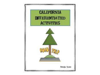 California Differentiated State Activities