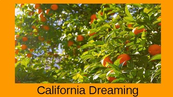 California Dreaming - The Story of the California Orange