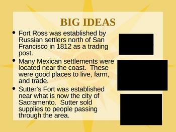 California - Early History to Statehood- 4.3