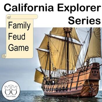 California Explorers Family Feud Game