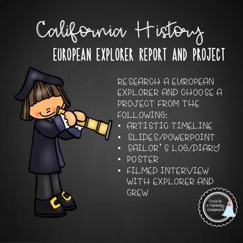 California Explorers Project