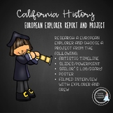 California Explorers Project