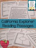 California Explorers Reading Passages {Cabrillo, Drake, and Vizcaino}