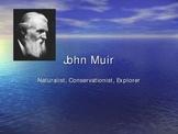 California Famous Person's Biography: John Muir