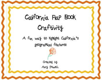 California Flap Book