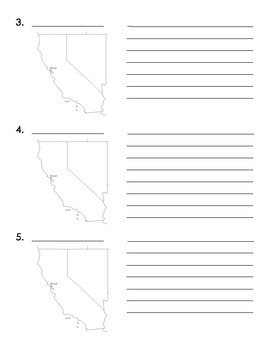 California Geographical Regions Introduction