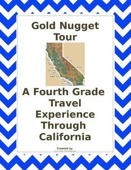 California Gold Nugget Tour Travel Adventure