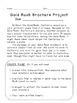 California Gold Rush Brochure *Persuasive Writing Project*
