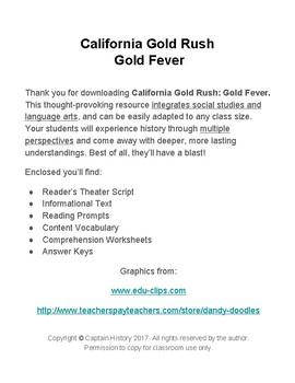 California Gold Rush: Gold Fever
