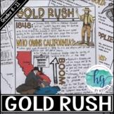 California Gold Rush Graphic Notes