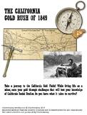 California Gold Rush Investigation