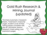 California Gold Rush Mining Journal