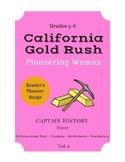 California Gold Rush: Pioneering Women
