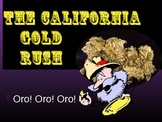 California Gold Rush Powerpoint