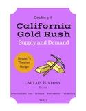 California Gold Rush: Supply & Demand