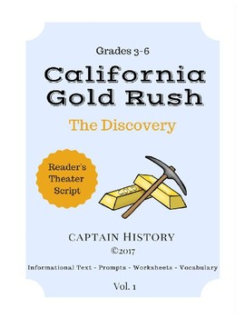 California Gold Rush: The Discovery