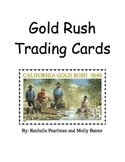 California Gold Rush Trading Cards