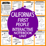 California History First People Lesson