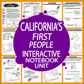 California's Native Americans Lesson (FREE!)