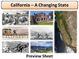 California History - Complete Unit