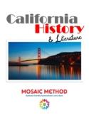 California History & Literature - Dyslexia Friendly Homesc