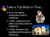 California History:  Ranchos