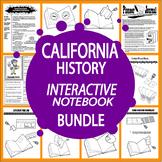 California History 4th Grade Bundle – No Textbook Needed –