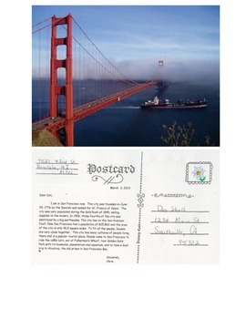 California History and Geography Cumulative Project